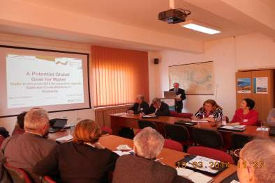 National Consultations on Water in the Post-2015 Development Agenda–phase II in Romania