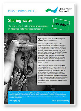 perspectives paper on sharing water