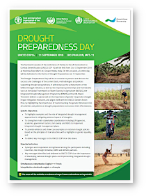 Drought preparedness day