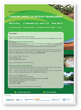 Changing minds on drought managment