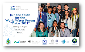 Youth for World Water Forum flyer