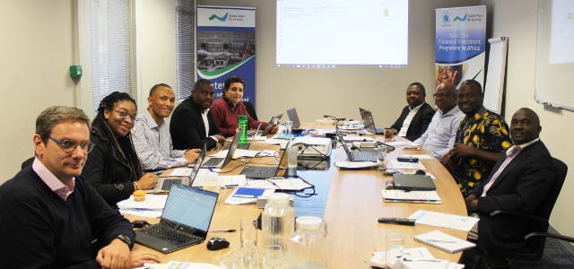 GWP African Program Team Meeting
