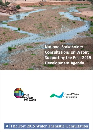National Stakeholder Consultations on Water