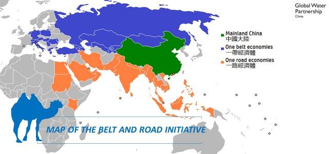 One Belt One Road (OBOR) - GWP