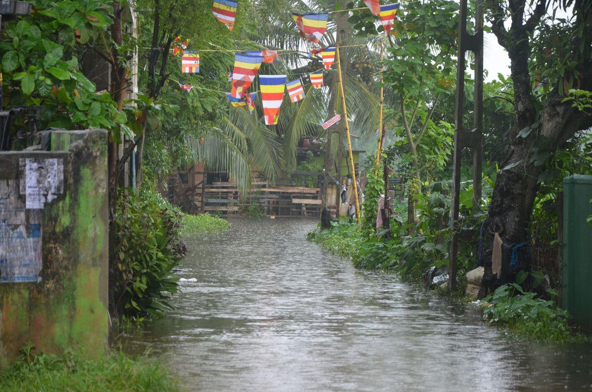 Floods Sri Lanka - GWP
